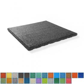 EPDM rubber tegel in RAL kleuren - 45 mm