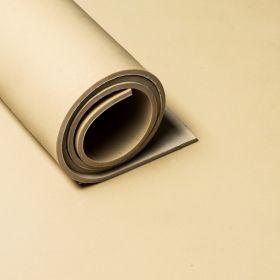 Feuille caoutchouc NR Para 6 mm - largeur 140 cm