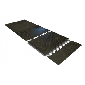 Tapis anti-fatigue modulaire