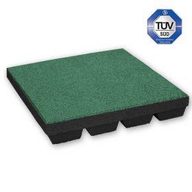 speelplaatstegel groen 45 mm