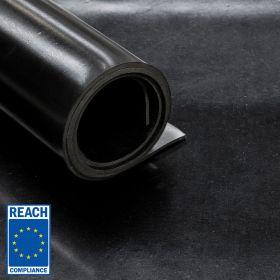 rubberplaat epdm REACH conform 1 inlage